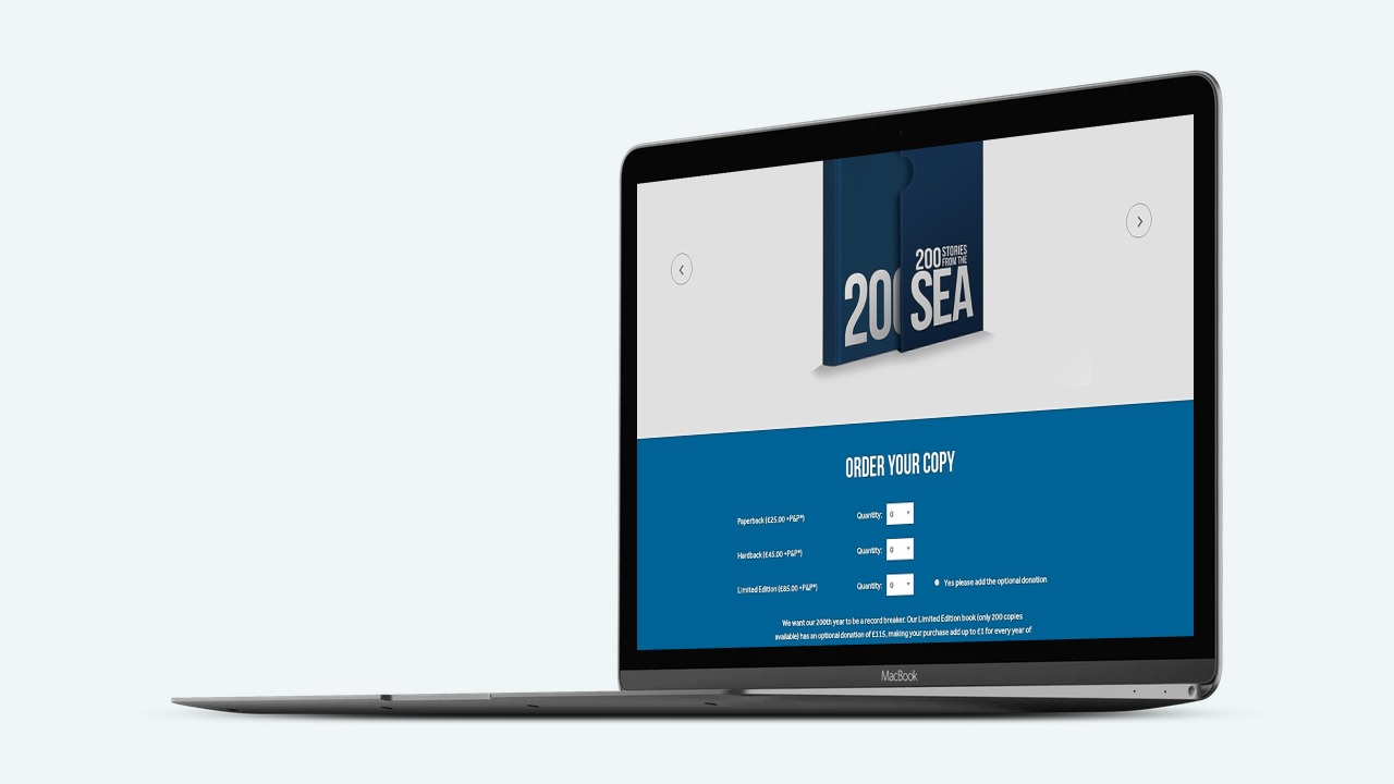 200 Stories from the Sea