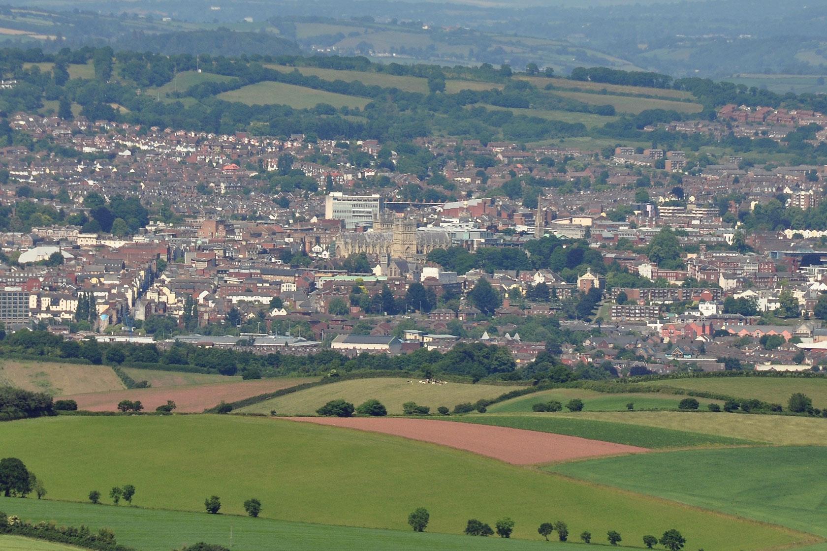 Hello... Exeter
